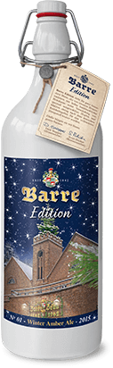Barre Amber Ale